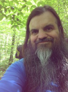 Greetings from hiking Vermont's Long Trail.