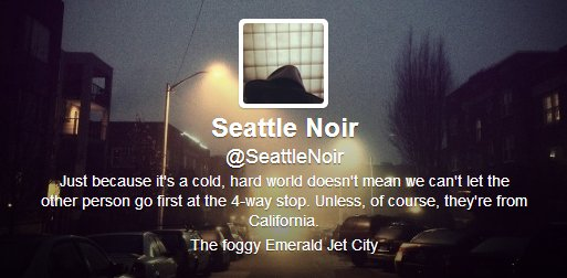 Seattle Noir
