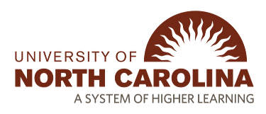 University of North Carolina system logo