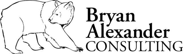 the BAC bear logo