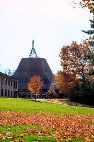 Calvin College, photo by Michael J