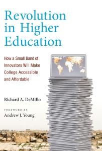 Revolution in Higher Education, cover