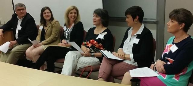 OERSummit faculty panel