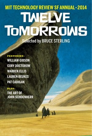 12 Tomorrows cover
