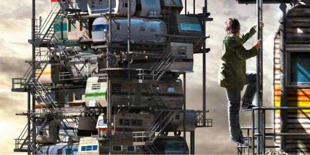 Ready Player One, cover art