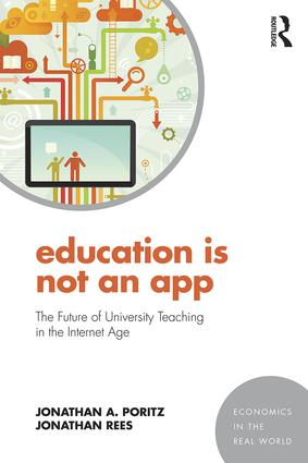 Rees Education is Not an App cover