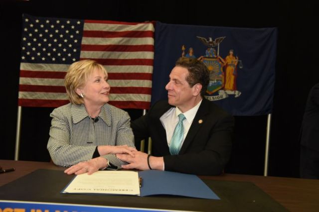 Clinton and Cuomo_IHE