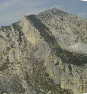 """Balkan mountains_jeanpierrecauchon - """"Long before that, crashing tectonic plates created most impressive ridges along the 400-mile-long Dinaric Alps as they laced the edge of the eastern Adriatic with craggy islands and shores. Natural barriers such as this have helped historically kept the area """"Balkanized"""" into separate states not known for getting along. Bosnia in particular has trouble getting to the sea."""""""