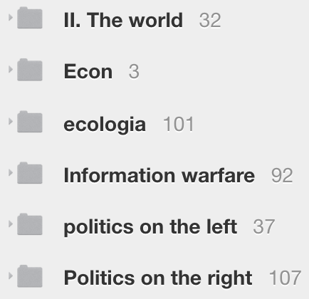 My RSS feeds - 2