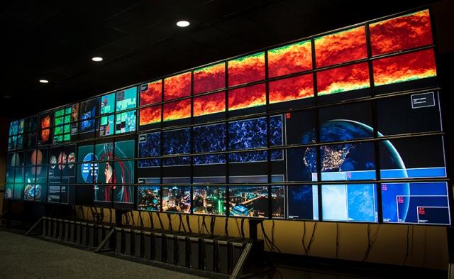 Stallion screen display