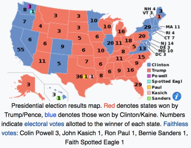US election 2016 map_Wikipedia